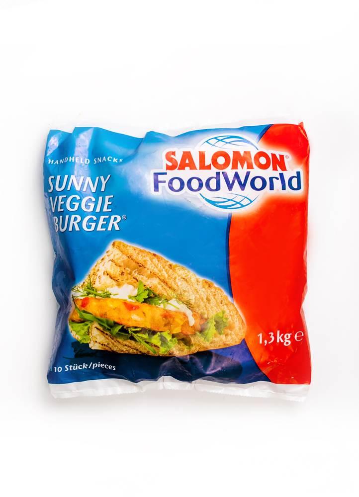 Buy Salomon Food World Sunny Veggie Burger TK in Berlin with delivery