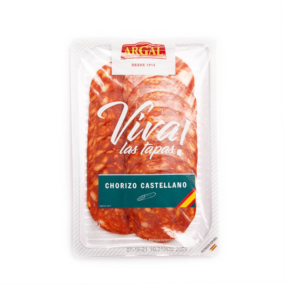 Argal Chorizo Castellano