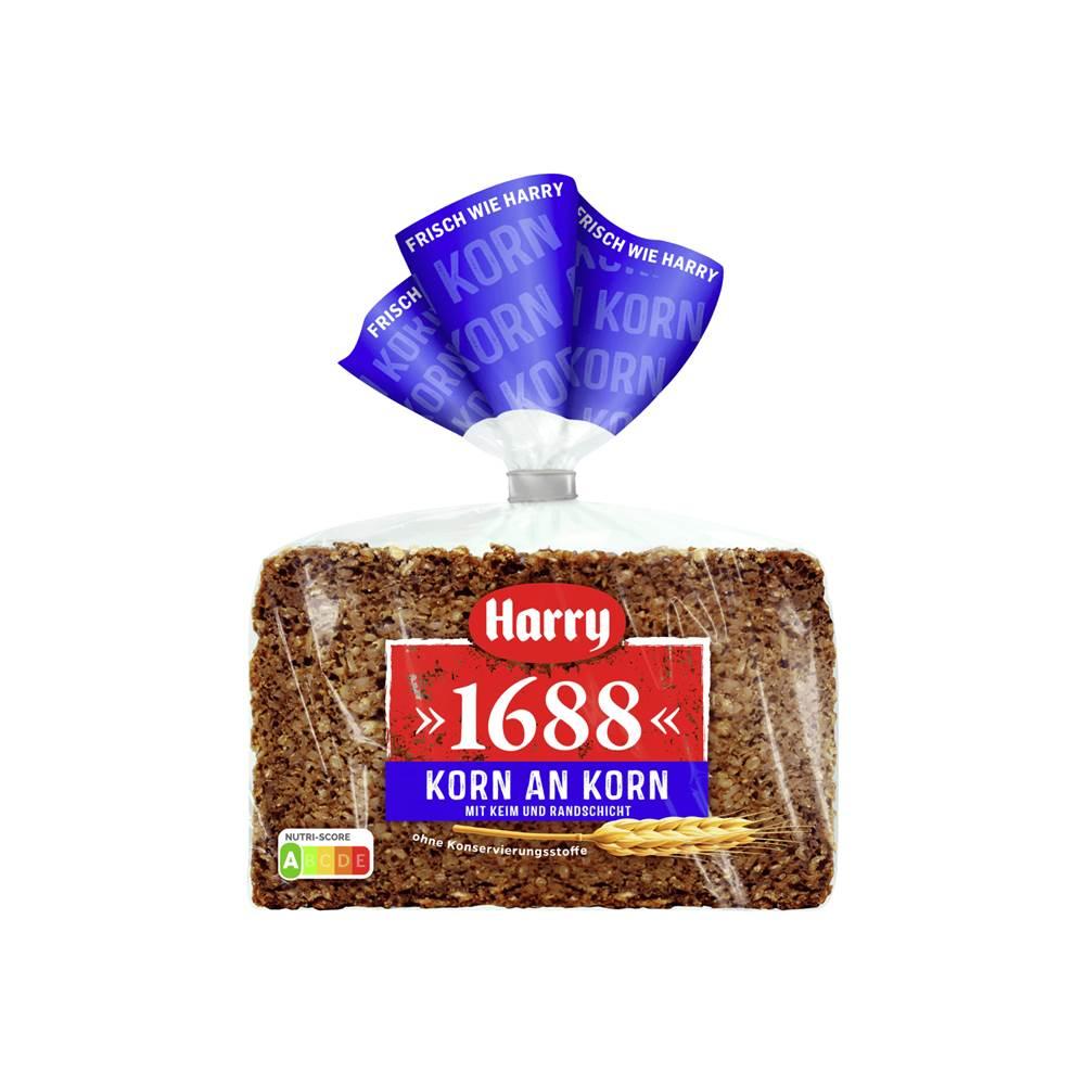 Harry Brot Korn an Korn