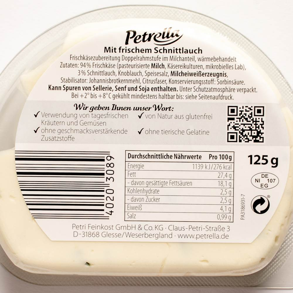 Buy Petrella mit Schnittlauch in Berlin with delivery