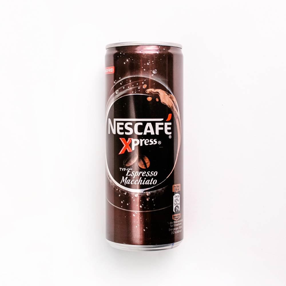 Nescafe Xpress Typ Espresso Macchiato DS