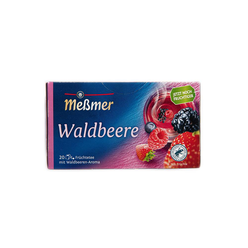 Meßmer Früchte-Tee Waldbeere