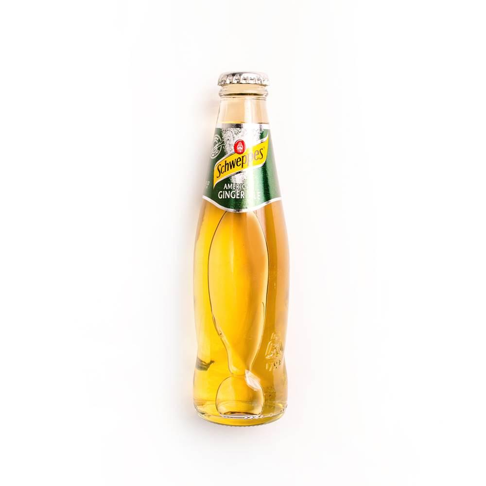 Schweppes Ginger Ale MW