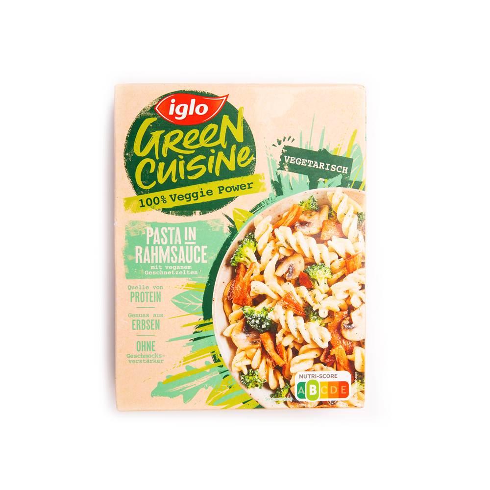 Iglo Green Cuisine Pasta in Rahmnsauce