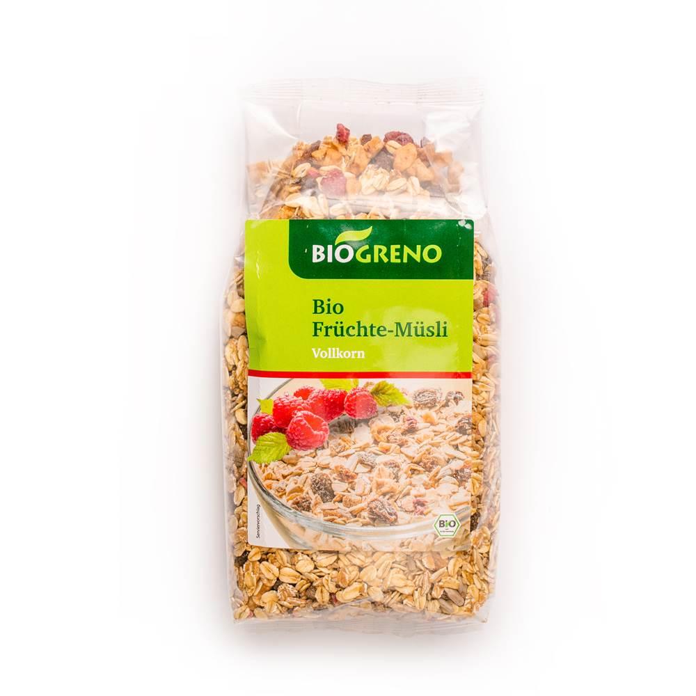 Biogreno Bio Früchte-Müsli