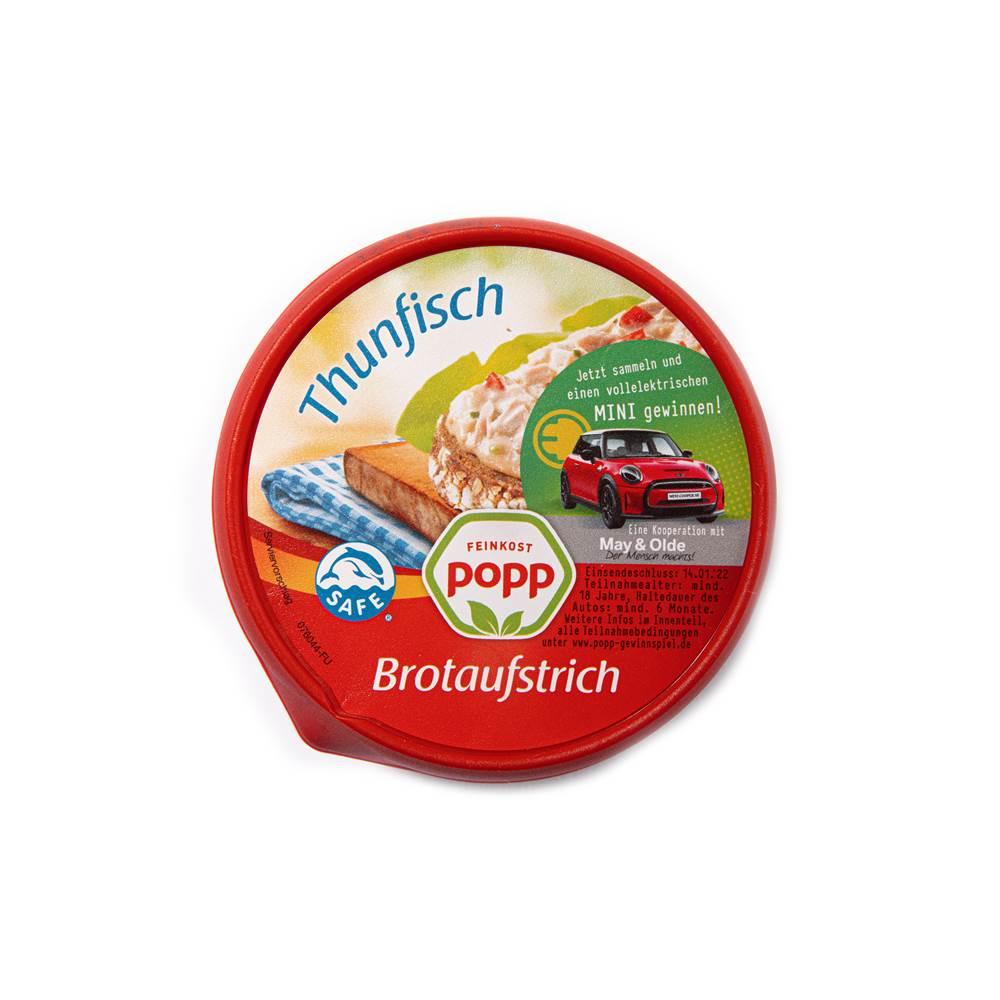 Buy Popp Brotaufstrich Thunfischsalat in Berlin with delivery