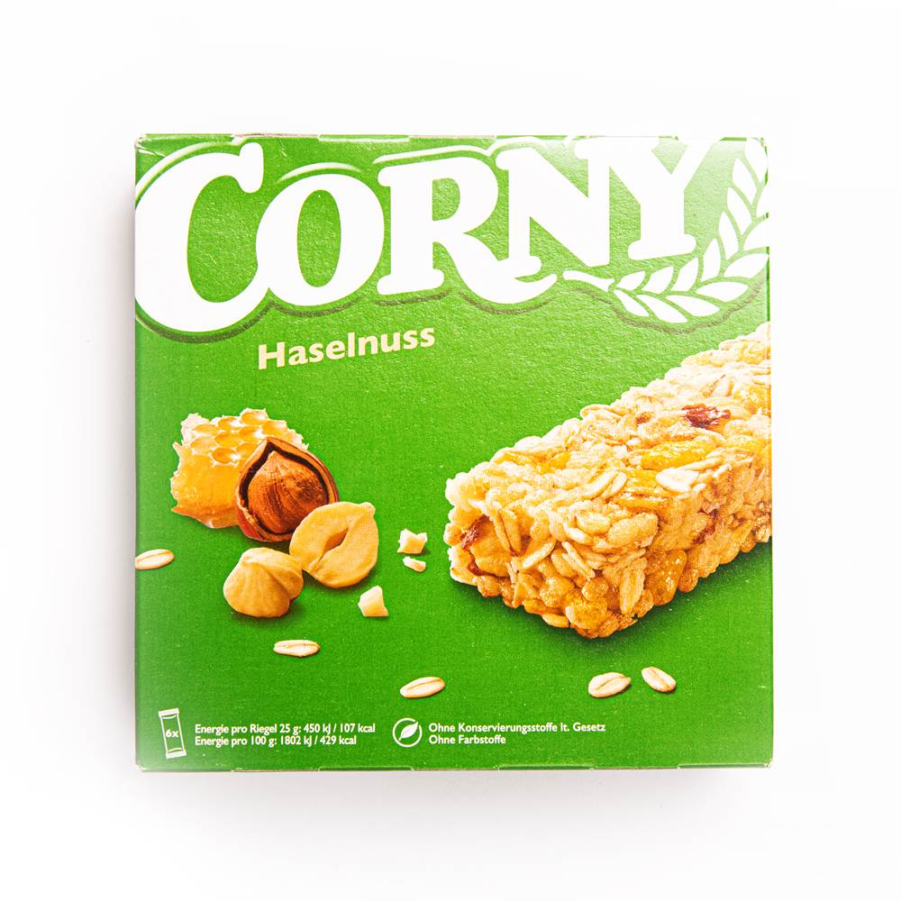 Corny Haselnuss