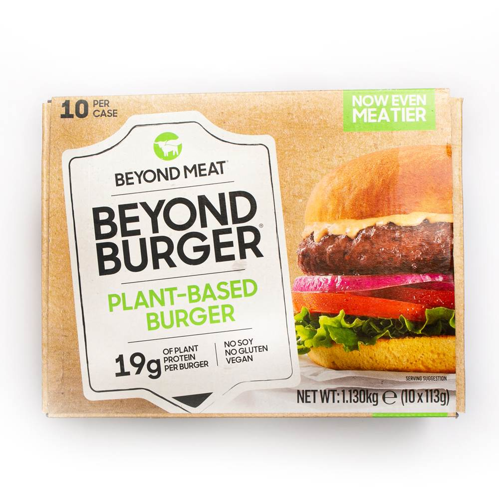 Beyond Burger 10 Stück