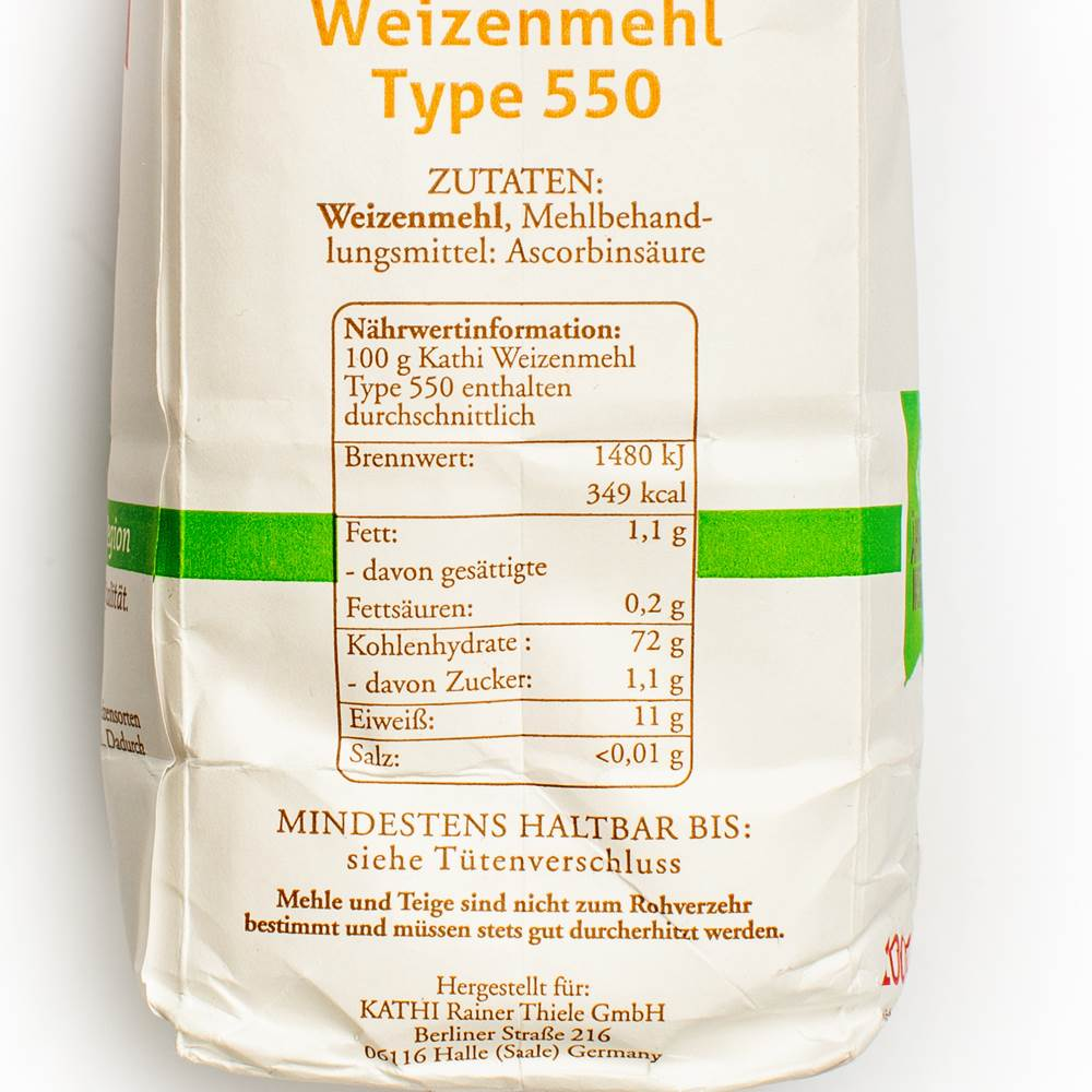 Buy Kathi Weizenmehl T405 in Berlin with delivery
