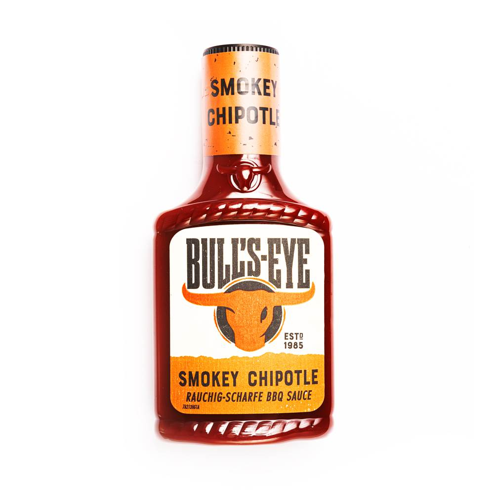 Bull's-Eye Smokey Chipotle BBQ Sauce