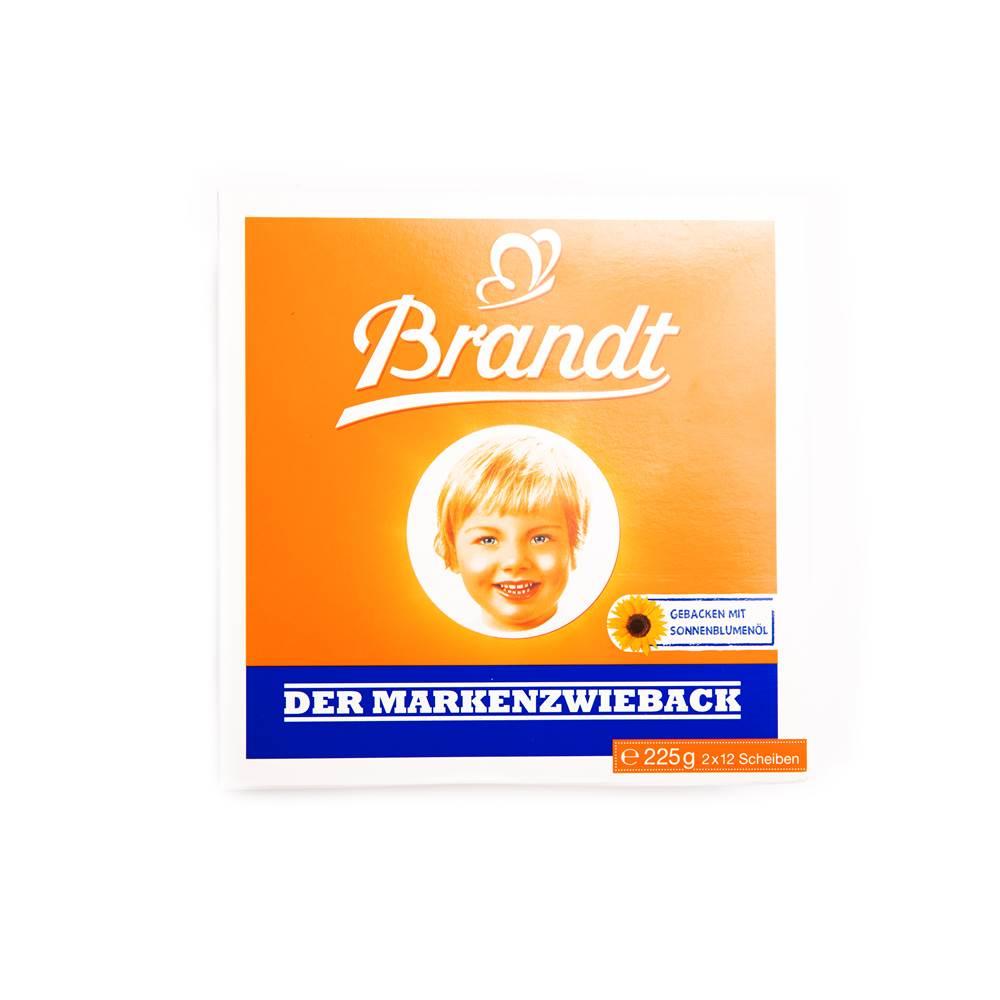 Brandt Zwieback