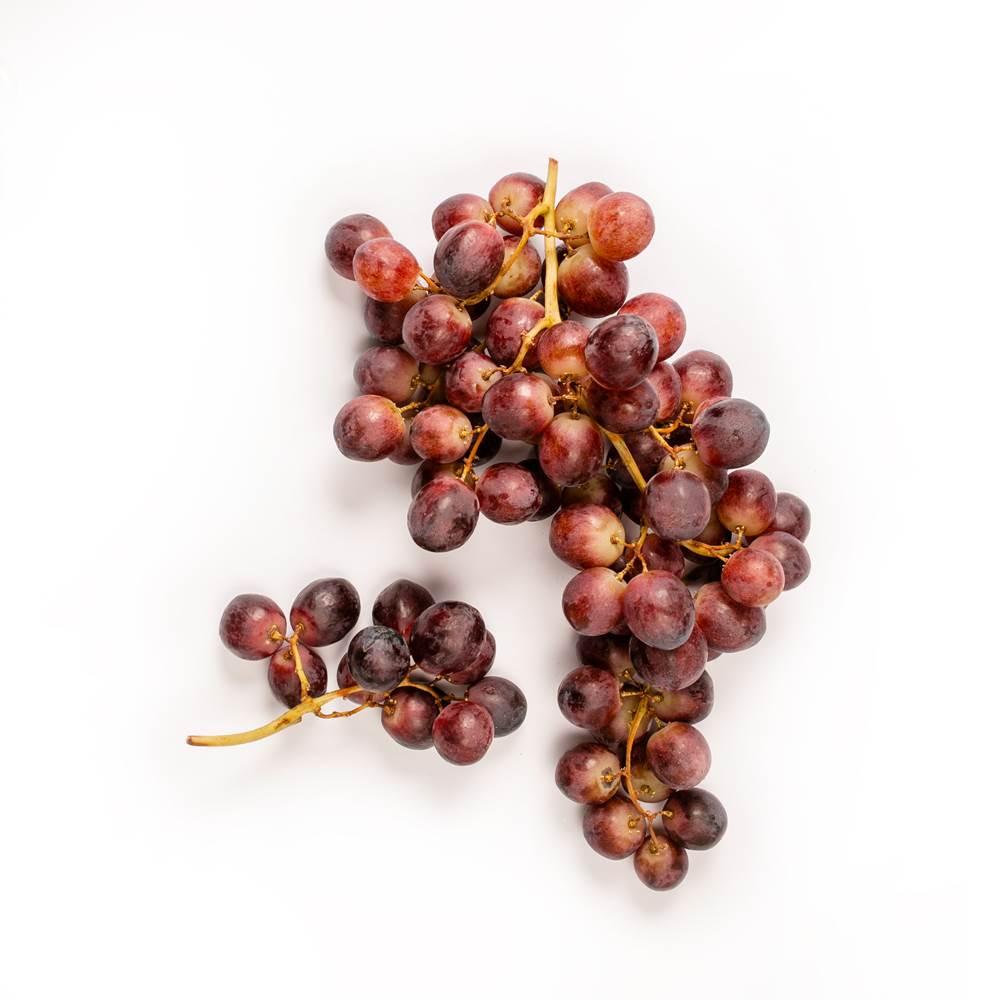 Trauben schwarz kernlos