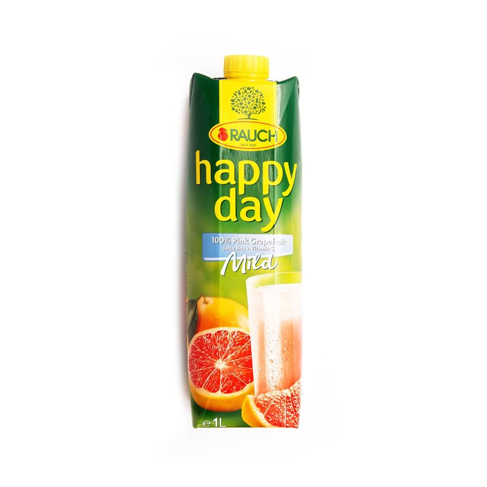 Rauch Happy Day Pink Grapefruit mild