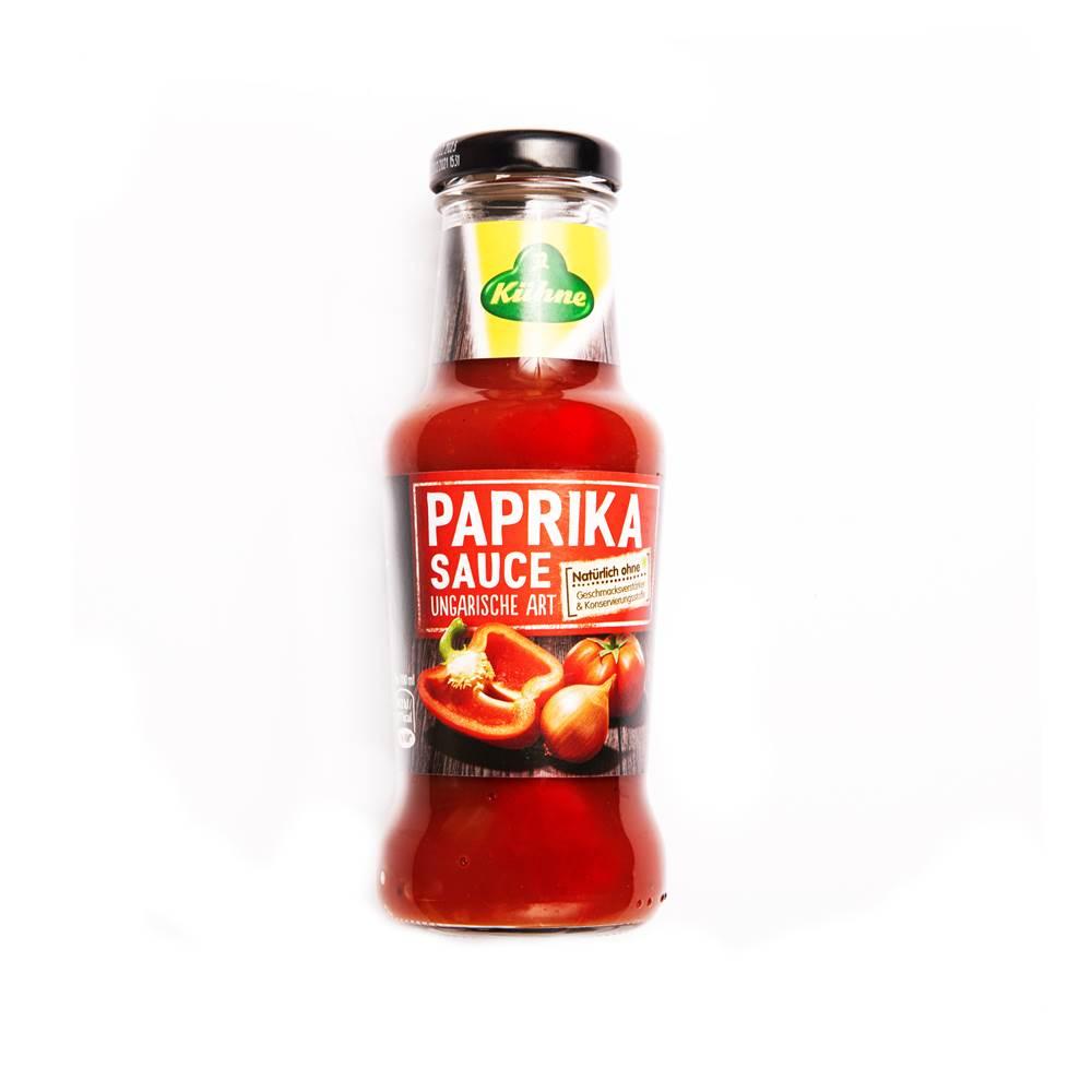 Kühne Paprika-Sauce