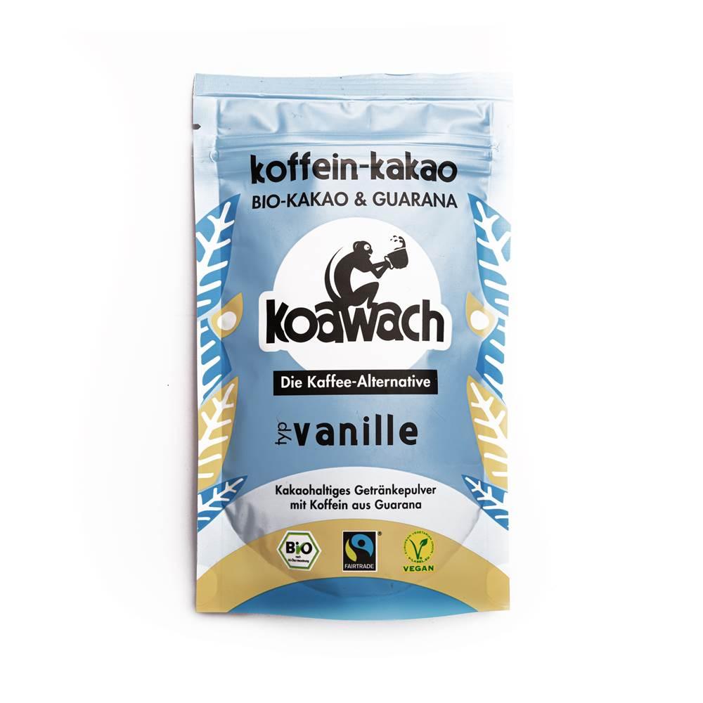 Koawach Bio Koffein-Kakao Vanille