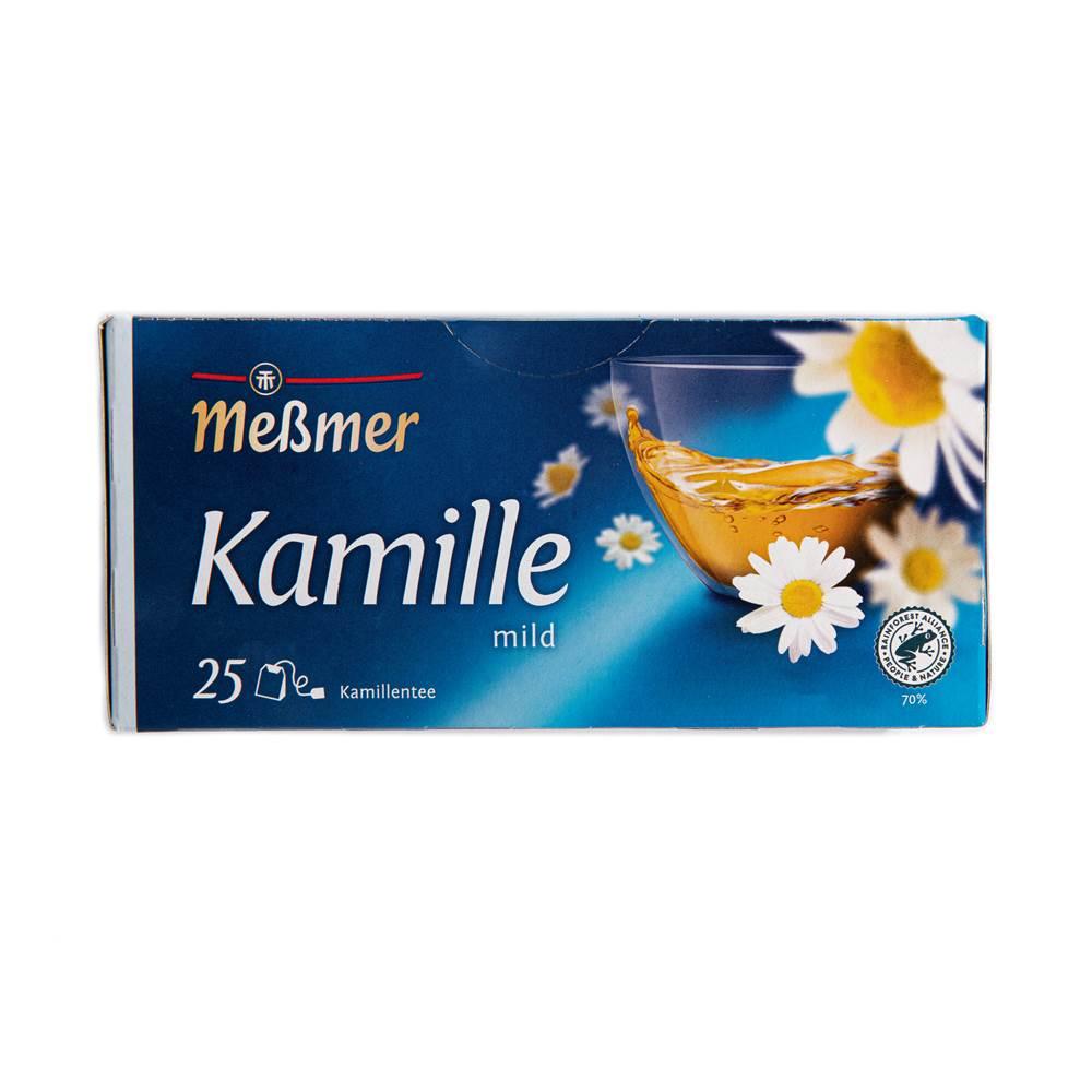 Meßmer Kräuter-Tee Kamille