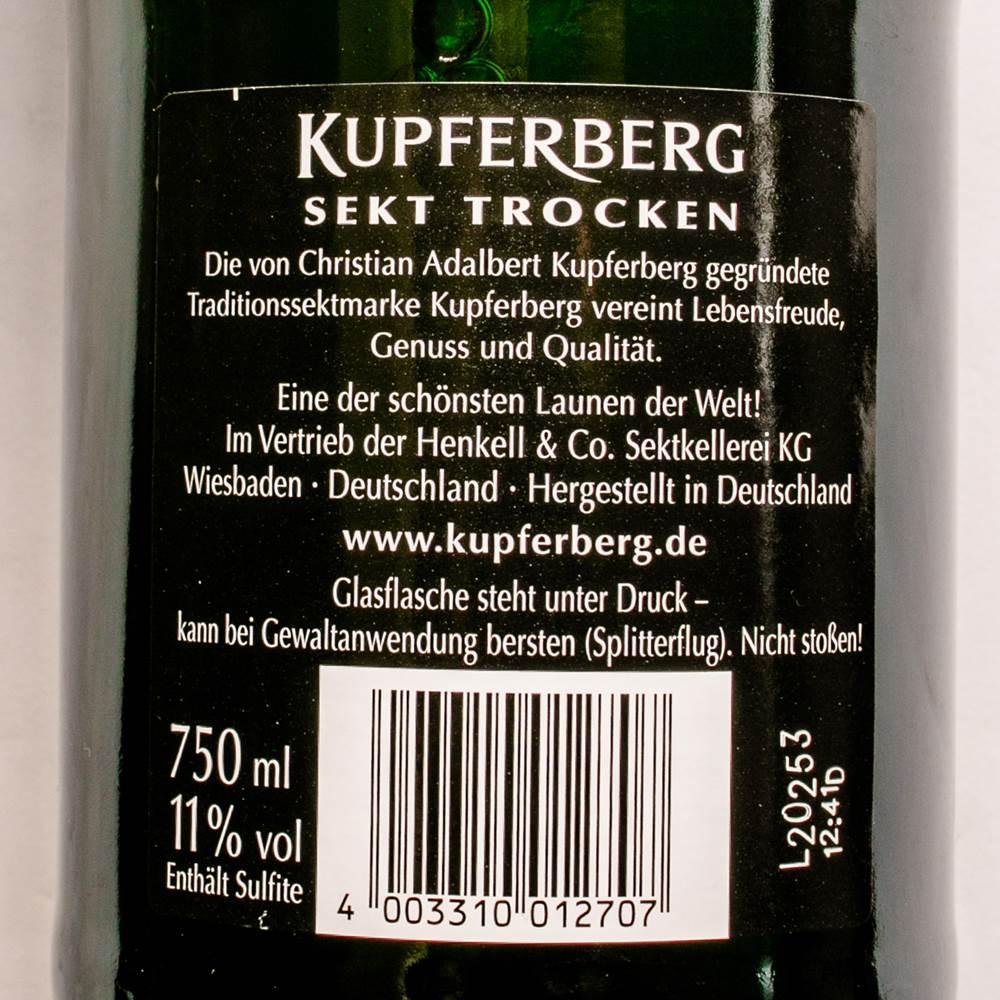 Buy Henkell trocken  in Berlin with delivery