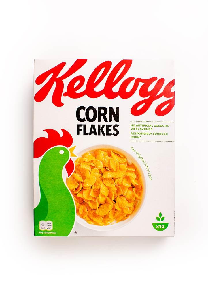 Kellog Corn Flakes