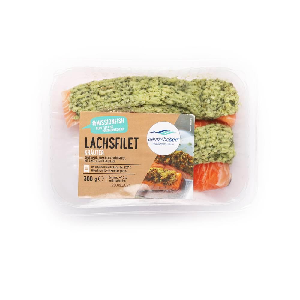 Buy Lachsfilet - Kräuter in Berlin with delivery