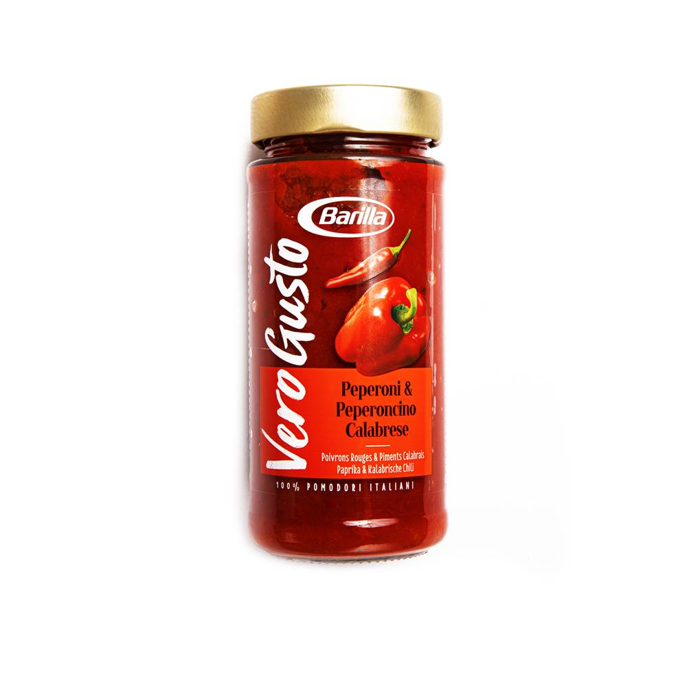 Barilla Vero Gusto Peperoni & Peperoncino Calabrese