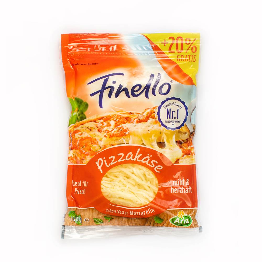Arla Finello Pizzakäse