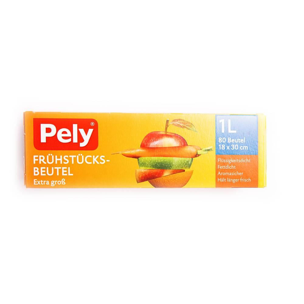 Pely Frühstücksbeutel Extra groß