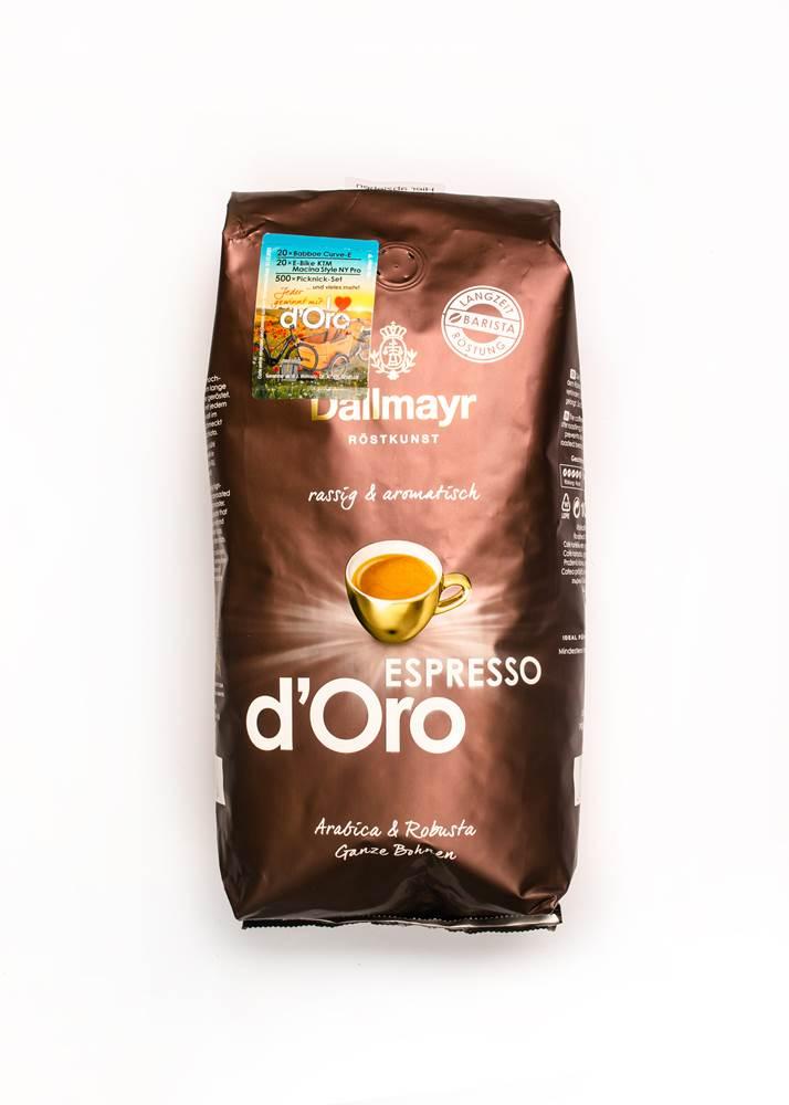 Dallmayr Espresso d`Oro ganze Bohne