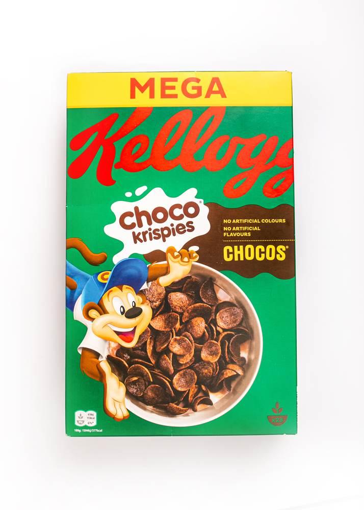 Kellogg Choco Krispies Chocos