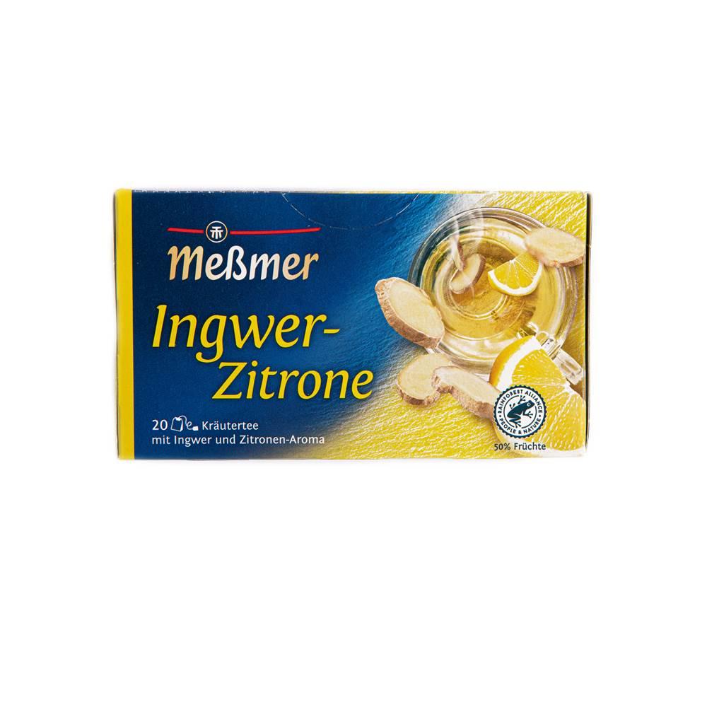 Meßmer Ingwer-Zitrone