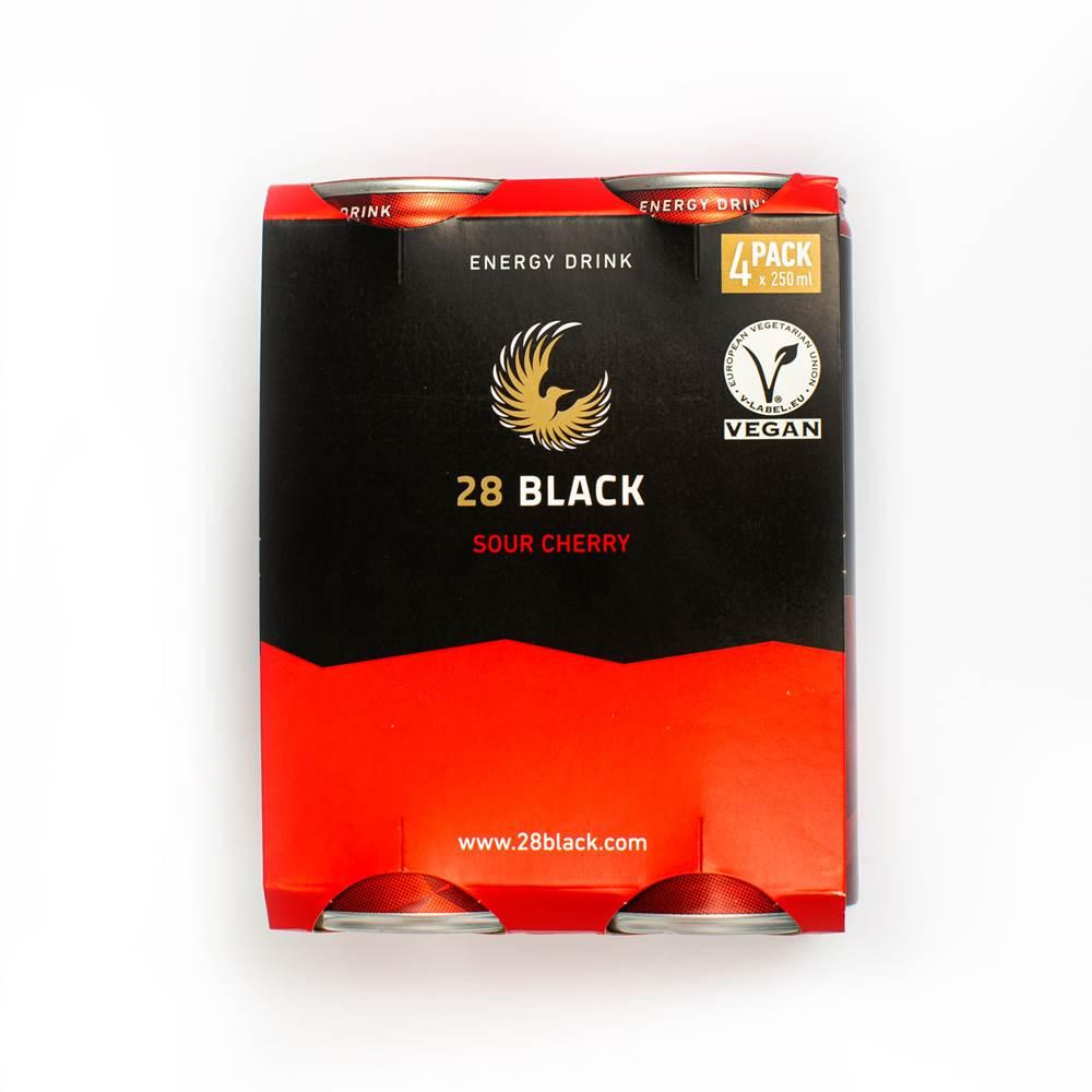 28 Black Sour Cherry 4er