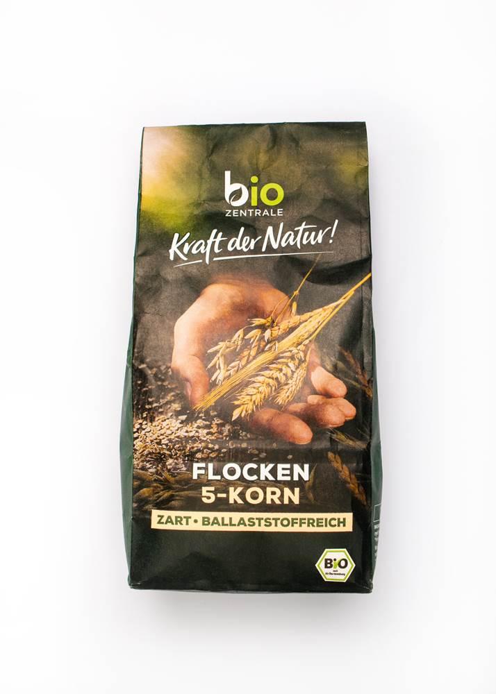 Bio Zentrale 5-Korn-Flocken ohne Weizen