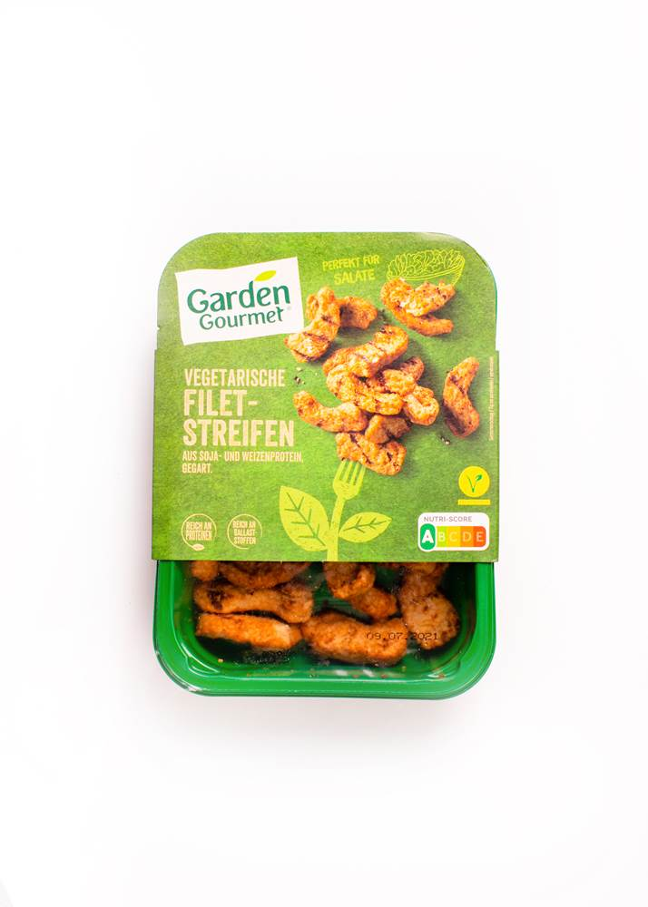 Garden Gourmet Vegetarische Filetstreifen