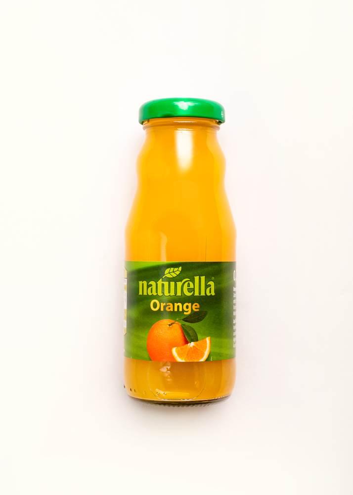 Wesergold naturella Orangensaft