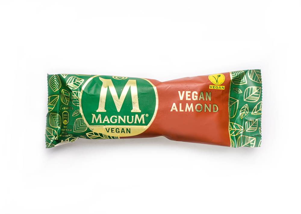 Langnese Magnum Mandel vegan