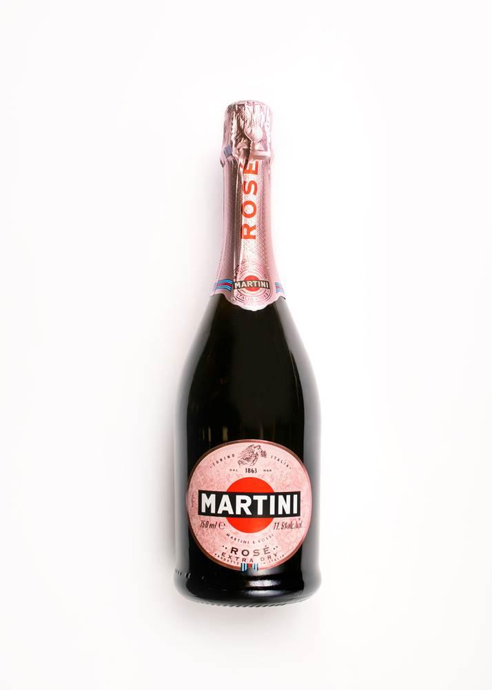 Martini Rosé Extra Dry Spumante Italien