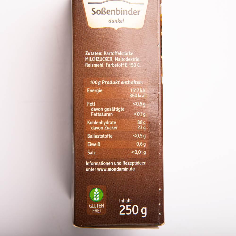 Buy Mondamin Soßenbinder dunkel in Berlin with delivery