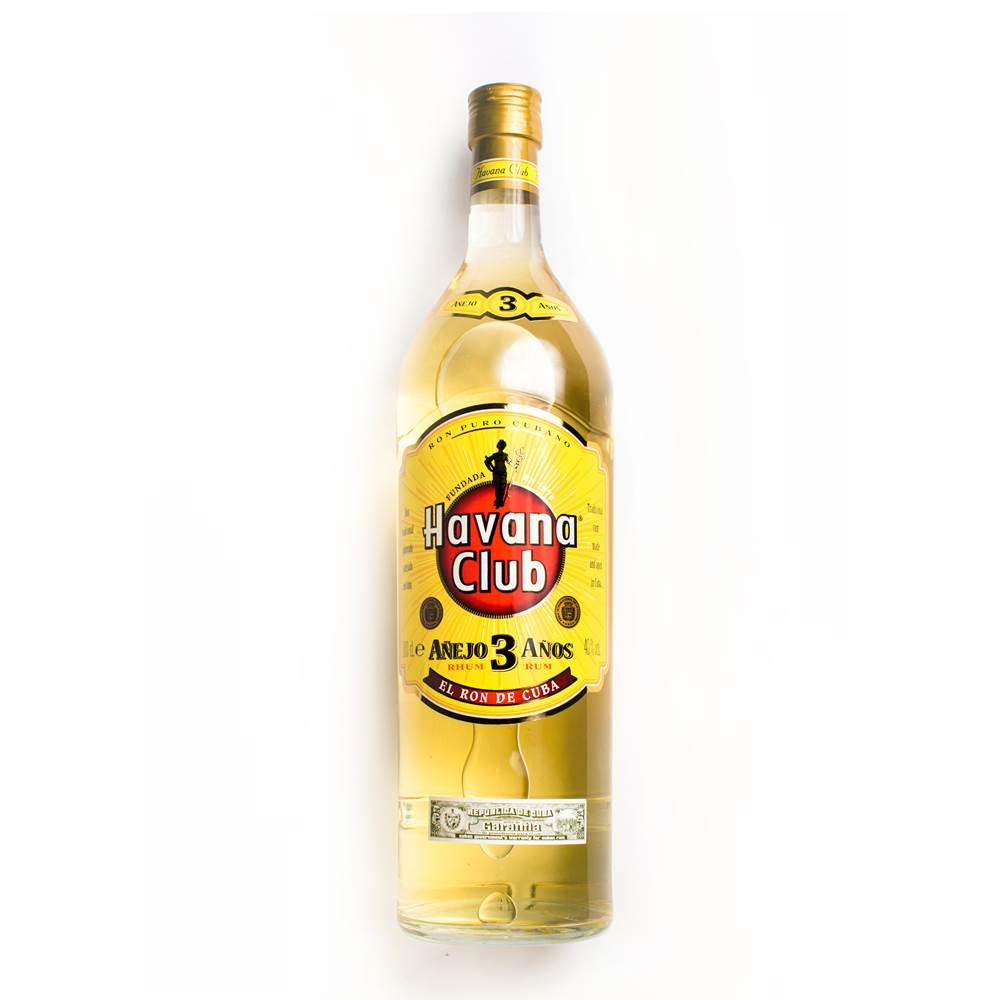 Havana Club 3 Jahre 40% - Special 3 Liter