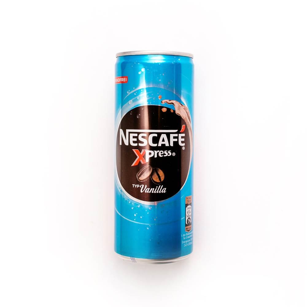 Nescafe Xpress Vanilla DS