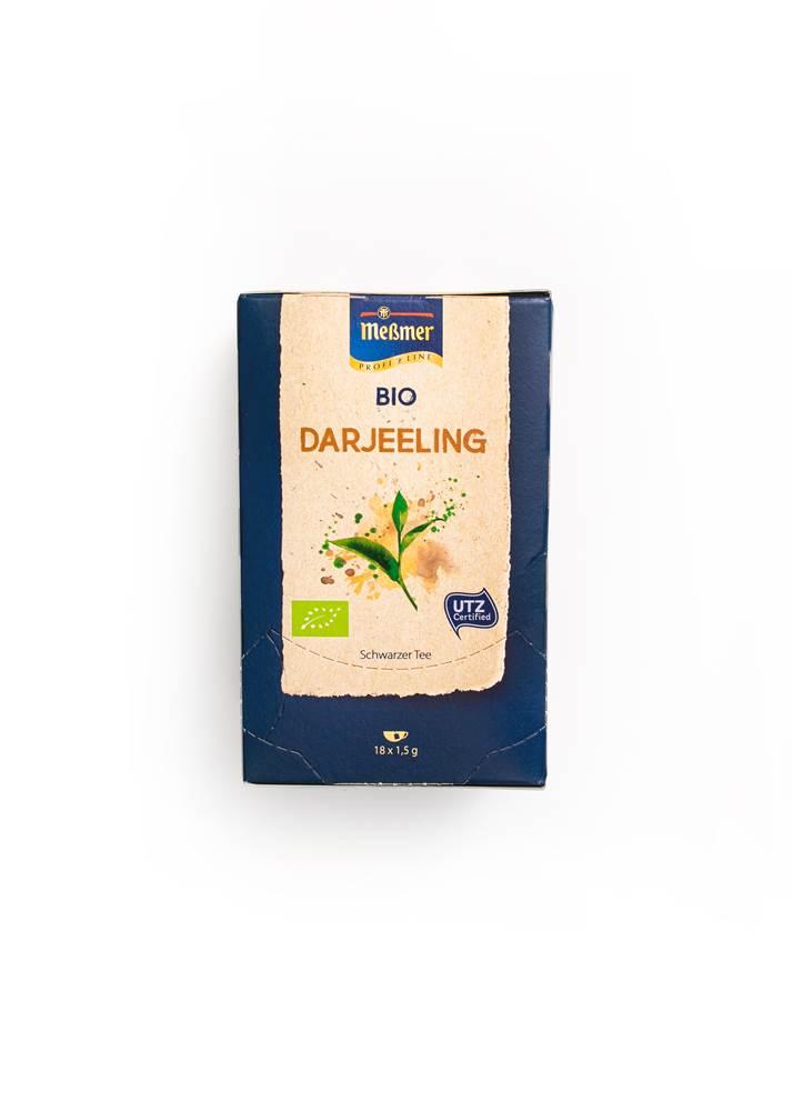 Meßmer Bio Darjeeling Tee ´Profiline´