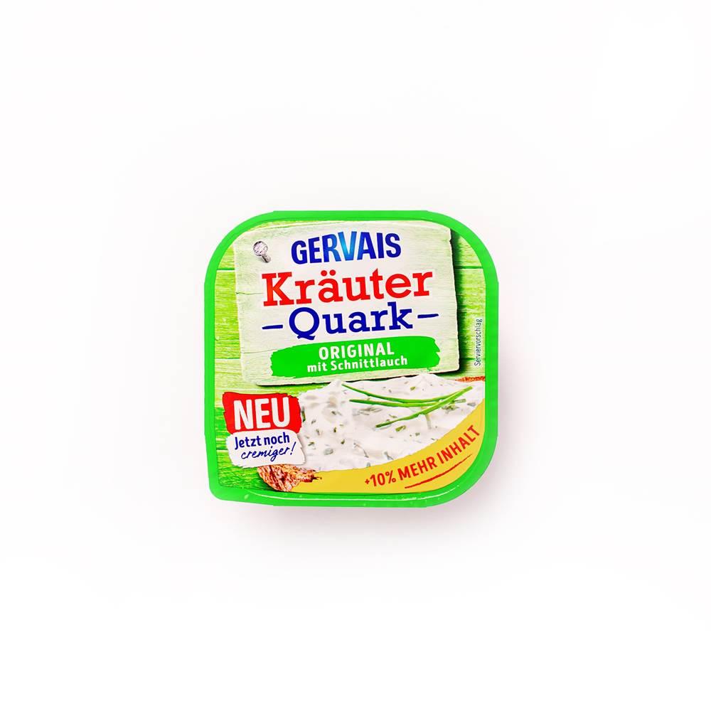 Gervais Kräuter Quark Original mit Schnittlauch