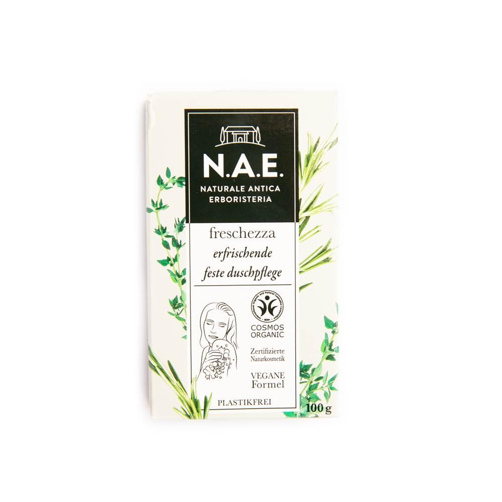 N.A.E. Erfrischende Feste Duschpflege Seife