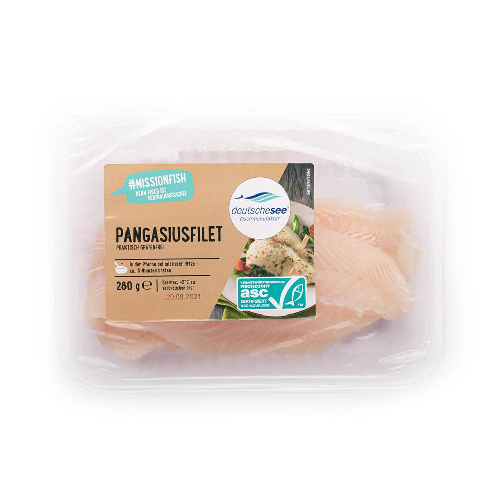 Buy Pangasiusfilet in Berlin with delivery