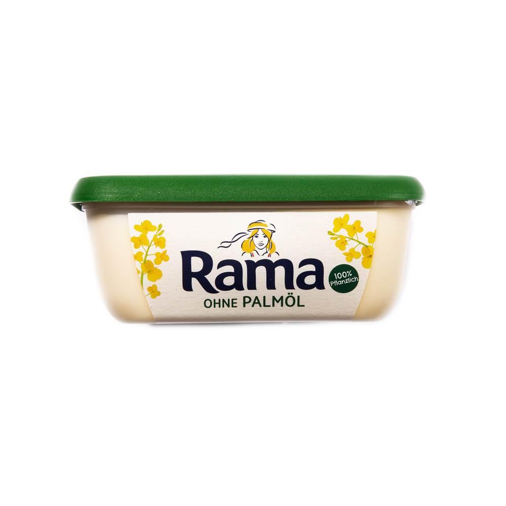 Rama 100% Pflanzlich ohne Palmöl