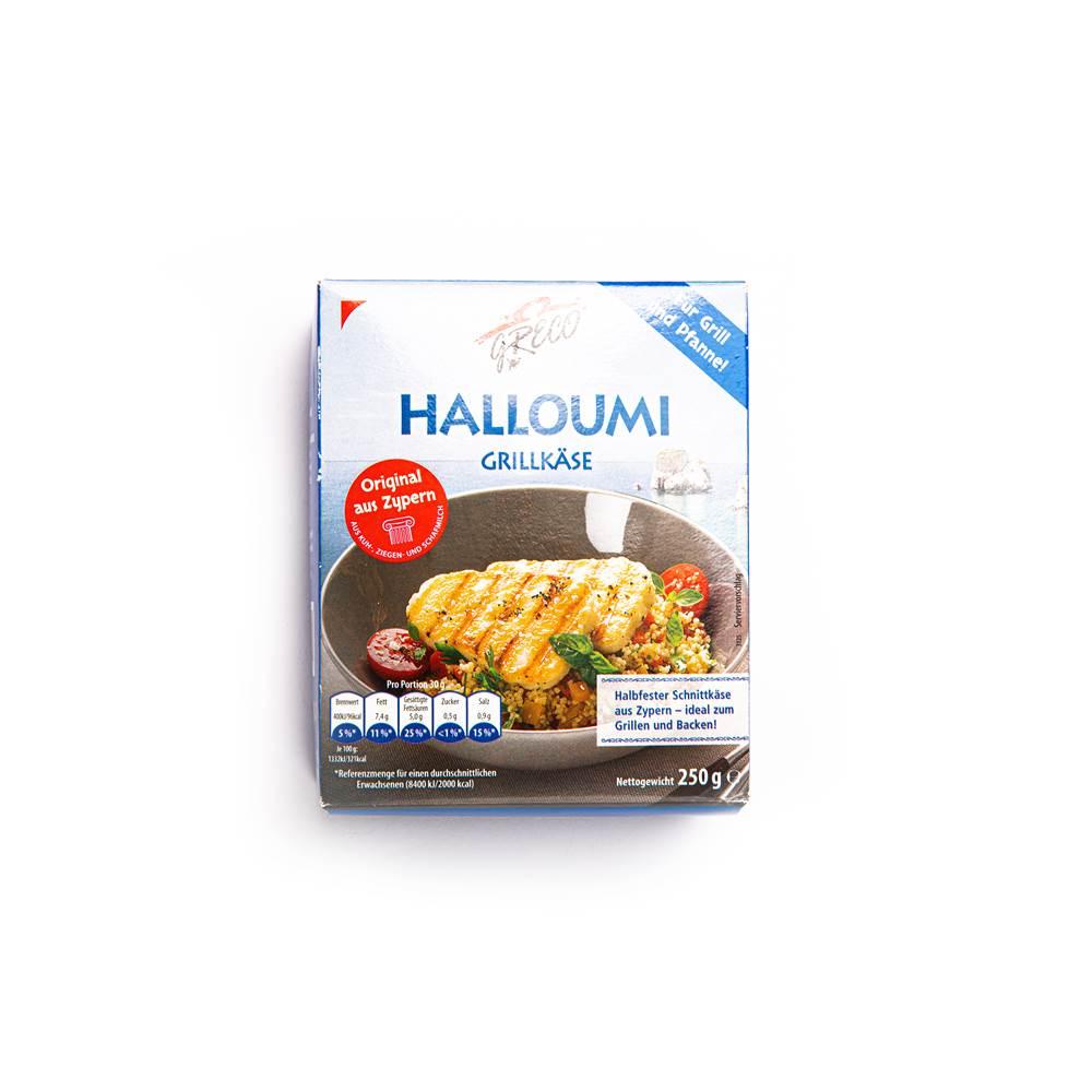 Greco Halloumi Grillkäse