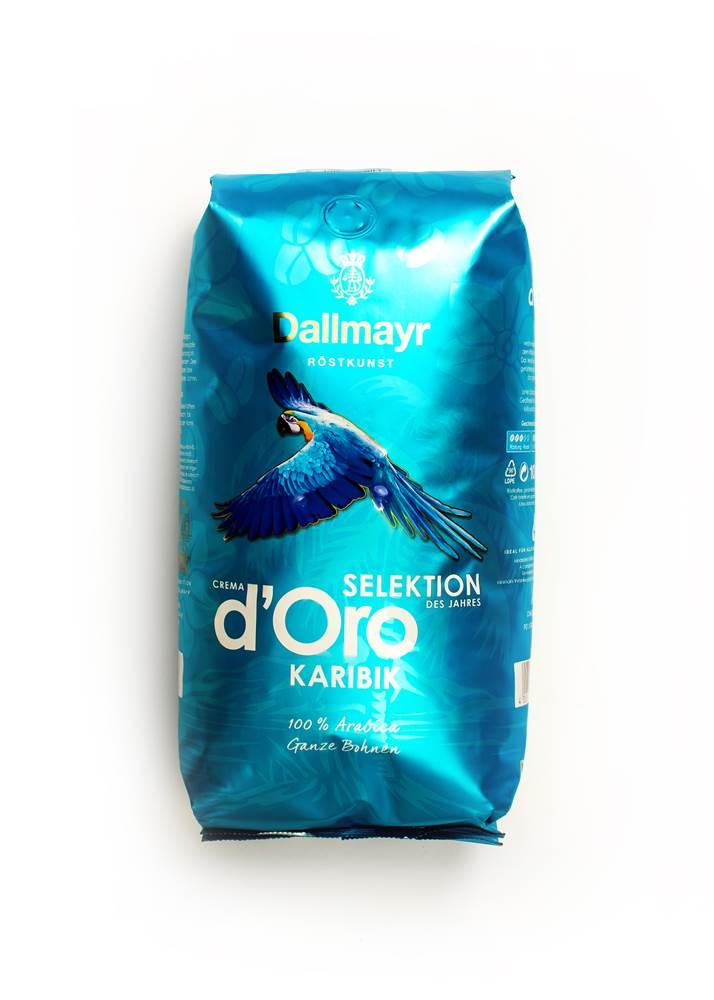 Buy Dallmayr Crema d´Oro ´Selektion des Jahres´ ganze Bohne in Berlin with delivery