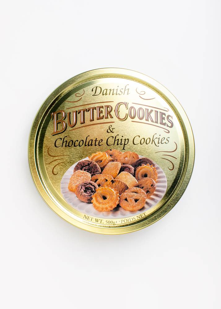 Buy Continental Bakeries Danish Butter Chocolate Cookies in Berlin with delivery