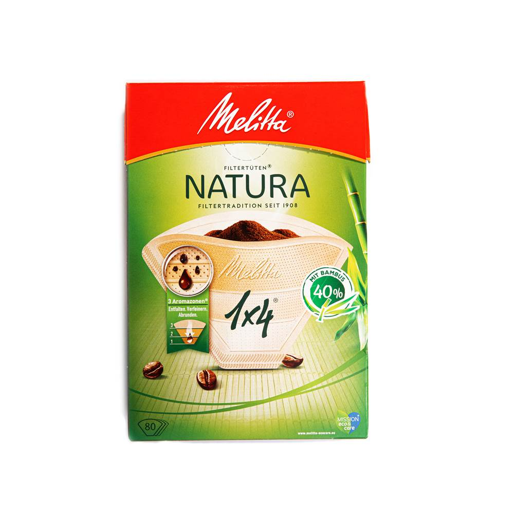 Buy Melitta Filtertüten 1x4 Natura 80er  in Berlin with delivery