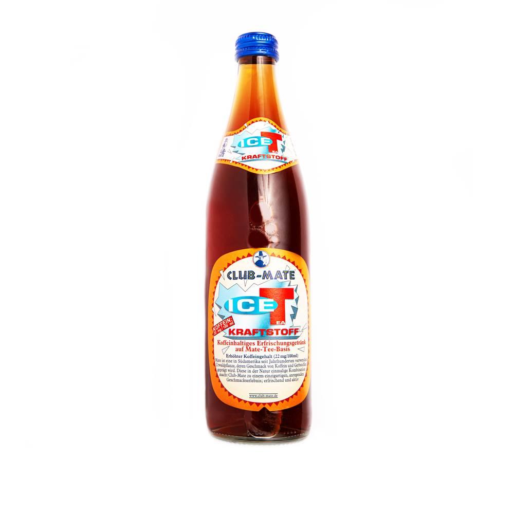 Club Mate Ice-Tea Kraftstoff