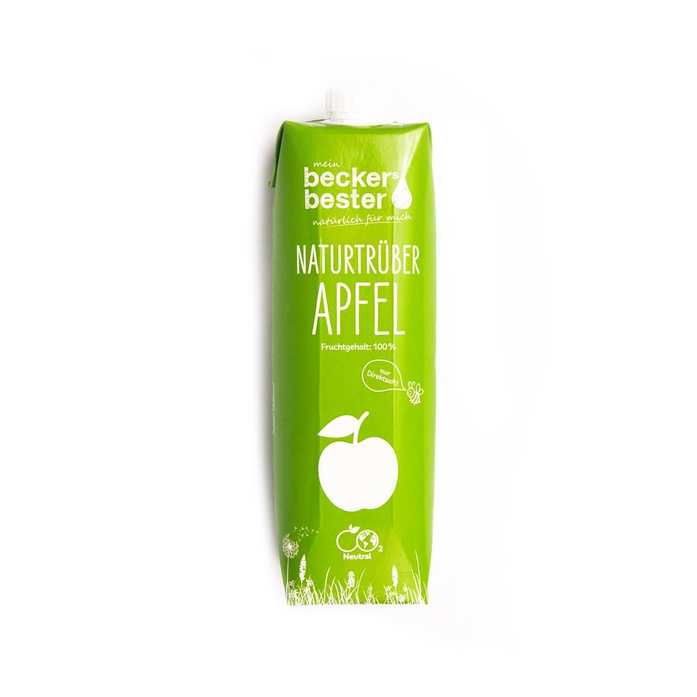 Beckers Bester Apfel Naturtrüb