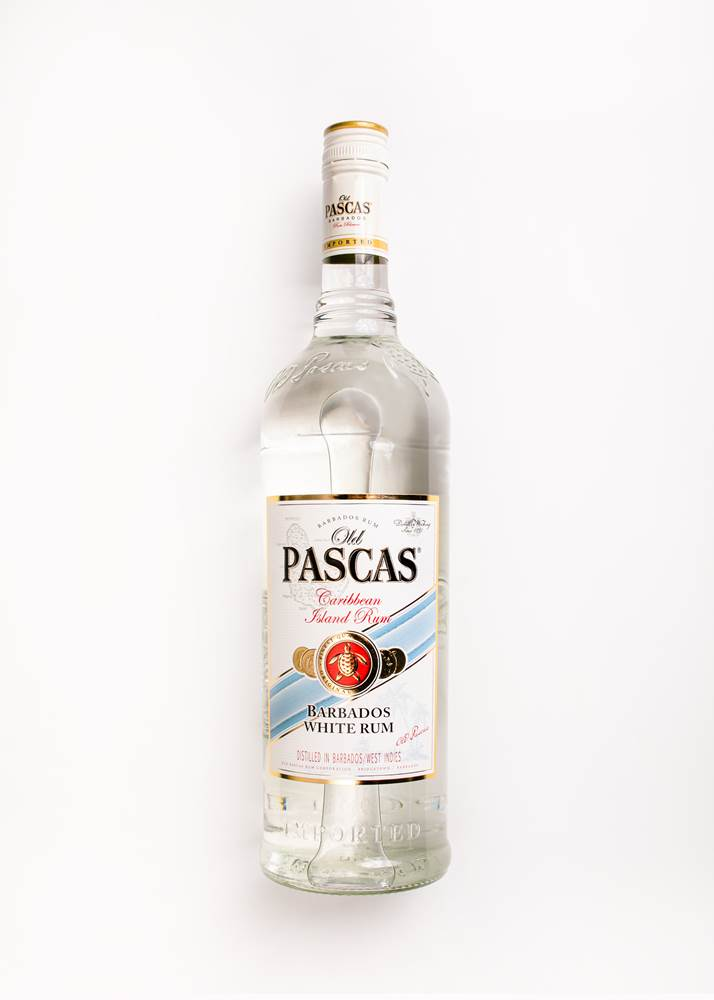 Old Pascas White Rum 37,5%